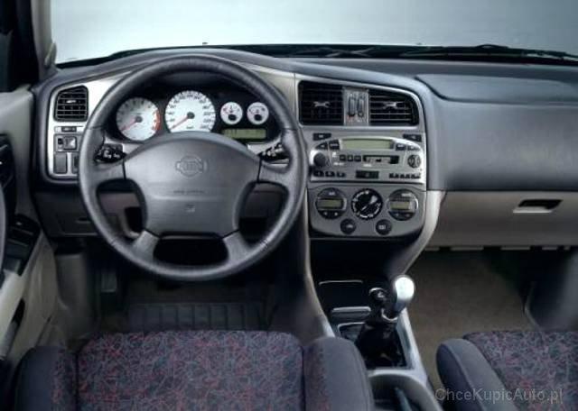 Nissan Primera P11 2.0 GT 150 KM 1997 sedan skrzynia