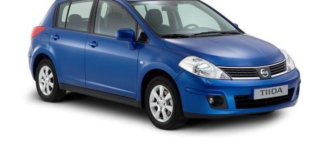 Nissan Tiida 1.5 dCi 105 KM