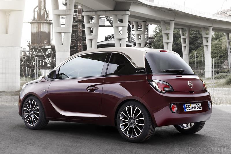 Opel Adam 1.4 87 KM