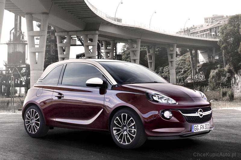 Opel Adam 1.4 100 KM