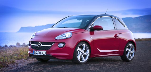Opel Adam 1.4 LPG 87 KM