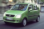 Opel Agila I 1.2 16V 75 KM