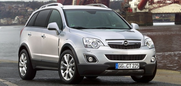 opel antara i fl 2 4 170 km 2012 suv skrzynia r czna nap d 4x4. Black Bedroom Furniture Sets. Home Design Ideas