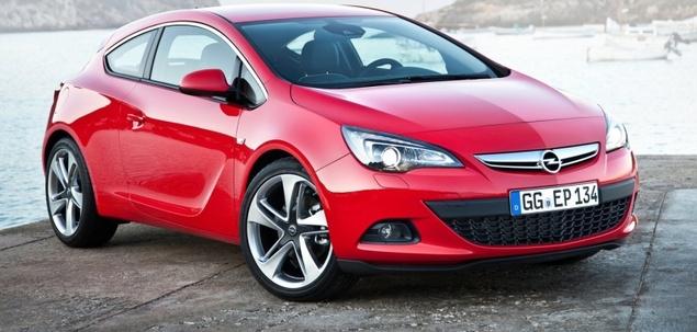 Opel Astra J 2.0 CDTI 165 KM