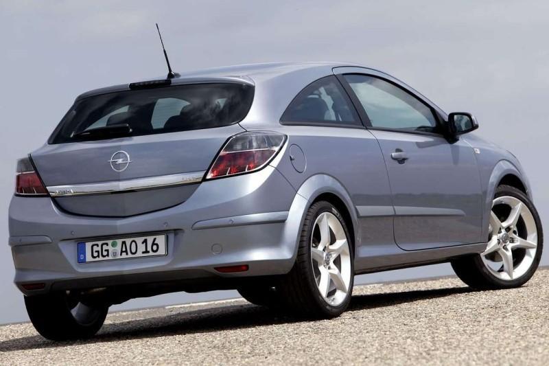 Opel Astra H 1.7 CDTI 110 KM