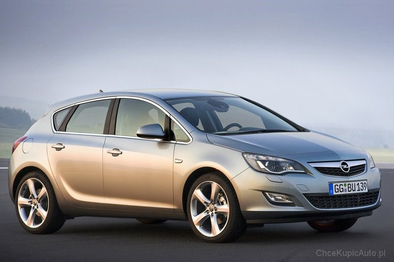 opel astra j 1 4 turbo 120 km 2010 hatchback 5dr skrzynia. Black Bedroom Furniture Sets. Home Design Ideas