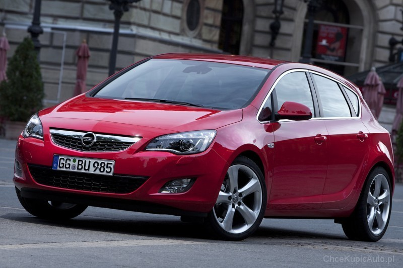 opel astra j 1 4 turbo 120 km 2014 hatchback 5dr skrzynia. Black Bedroom Furniture Sets. Home Design Ideas