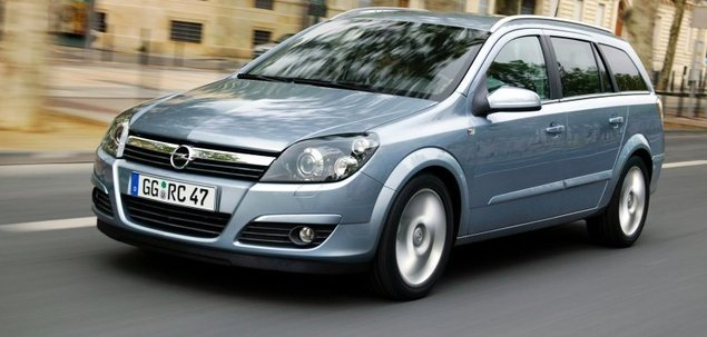 Opel Astra H 1.9 CDTI 120 KM
