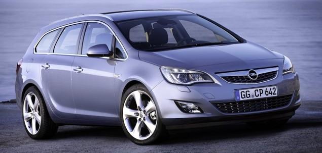 Opel Astra J 1.6 CDTI 110 KM