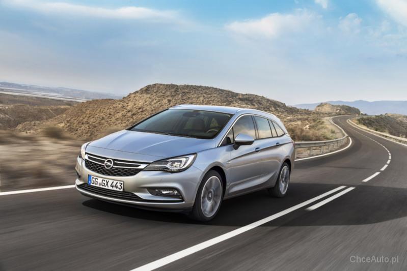 Opel Astra K 1.6 CDTI 110 KM