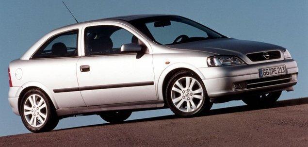 Opel Astra G 1.7 CDTI 80 KM