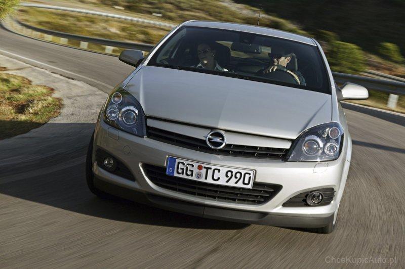 Opel Astra H 1.6 115 KM