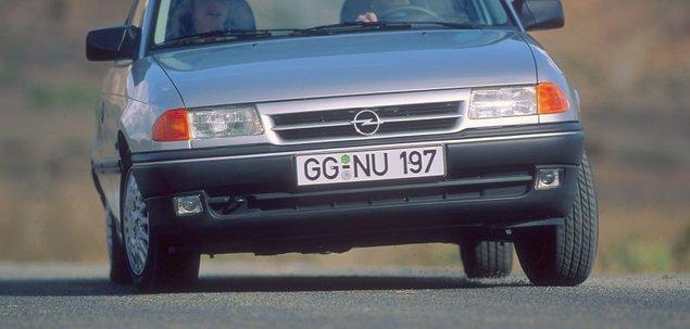 Opel Astra F 1.6 75 KM