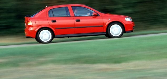 Opel Astra G 1.4 16V 90 KM