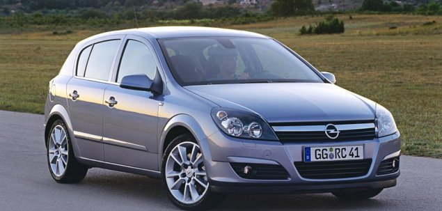 opel astra h 1 6 16v 105 km 2006 hatchback 5dr skrzynia. Black Bedroom Furniture Sets. Home Design Ideas