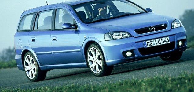 Opel Astra G 2.2 DTI 125 KM