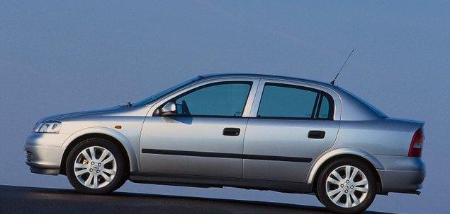 Opel Astra G 1.6 16V 105 KM