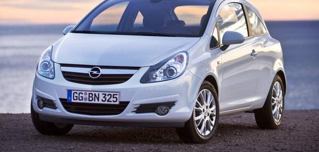Opel Corsa D 1.6T 150 KM