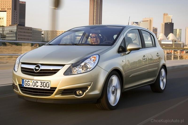 Opel Corsa D 1.0 60 KM