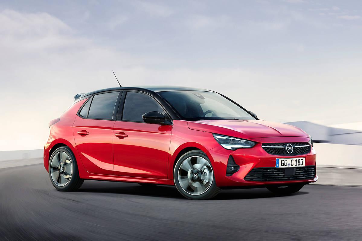 Opel Corsa F 1.2 75 KM