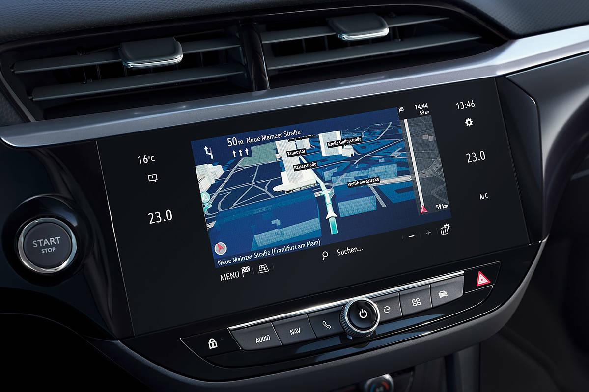 Opel Corsa F Electric 50 kWh 136 KM