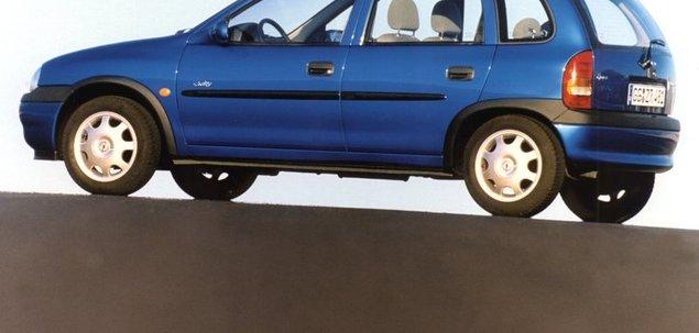 Opel Corsa B 1.0 12V 55 KM