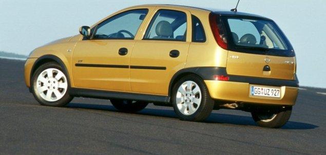 Opel Corsa C 1.4 16V 90 KM