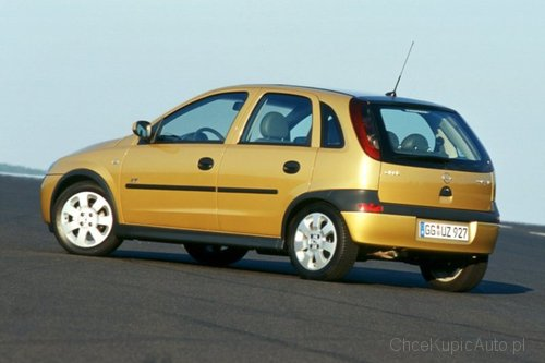opel corsa c 1 0 58 km 2002 hatchback 5dr skrzynia r czna. Black Bedroom Furniture Sets. Home Design Ideas