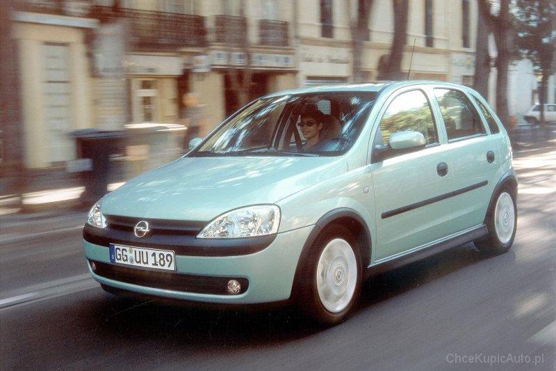 opel corsa c 1 0 58 km 2001 hatchback 5dr skrzynia r czna. Black Bedroom Furniture Sets. Home Design Ideas
