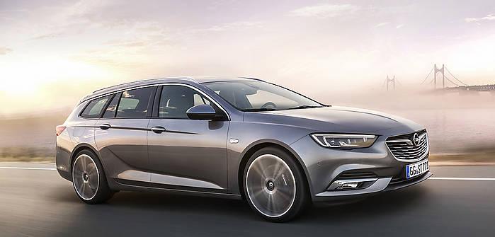 Opel Insignia II 1.6 CDTI 136 KM