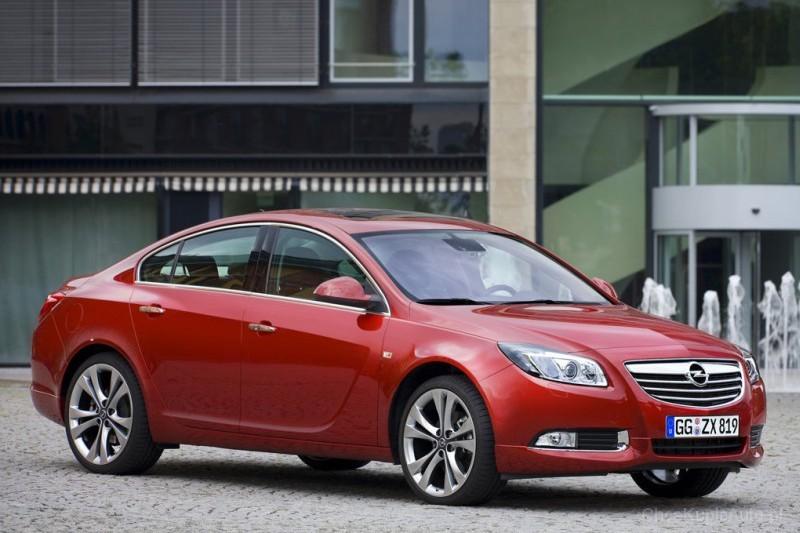 Opel Insignia I 1.8 140 KM