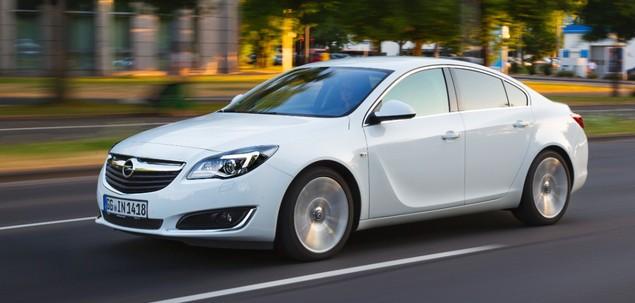 Opel Insignia I FL 1.8 140 KM