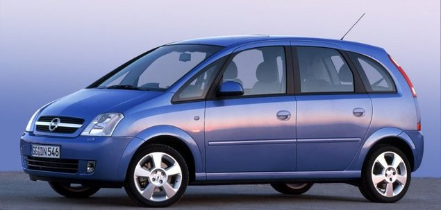 opel meriva i 1 7 cdti 100 km 2004 hatchback 5dr skrzynia r czna nap d przedni. Black Bedroom Furniture Sets. Home Design Ideas