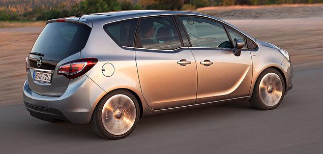 Opel Meriva II FL 1.4 Turbo 140 KM