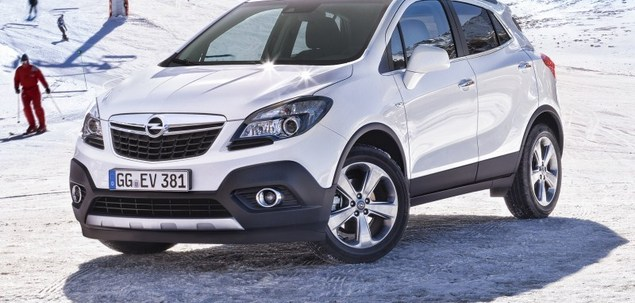 Opel Mokka 1.7 CDTI 130 KM