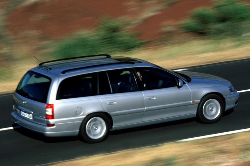 Opel Omega B Fl 3 0 V6 210 Km 1999 Kombi Skrzynia Ręczna