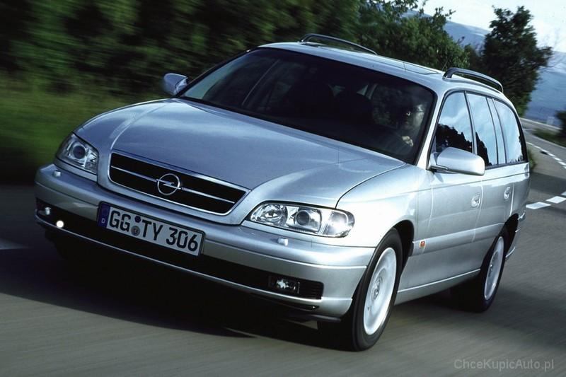 Opel Omega B Fl 2 6 V6 180 Km 2001 Kombi Skrzynia Ręczna Napęd Tylny Zdjęcie 7