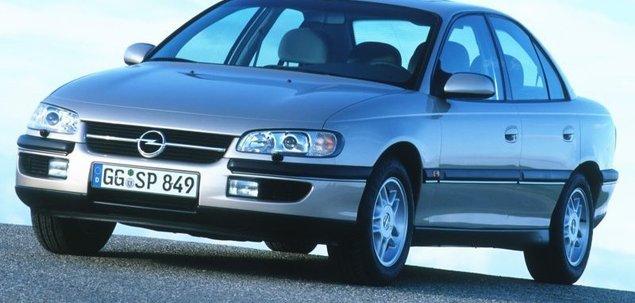 Opel Omega B 3.0 V6 210 KM