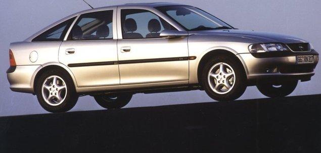 Opel Vectra B 1.8 16V 125 KM