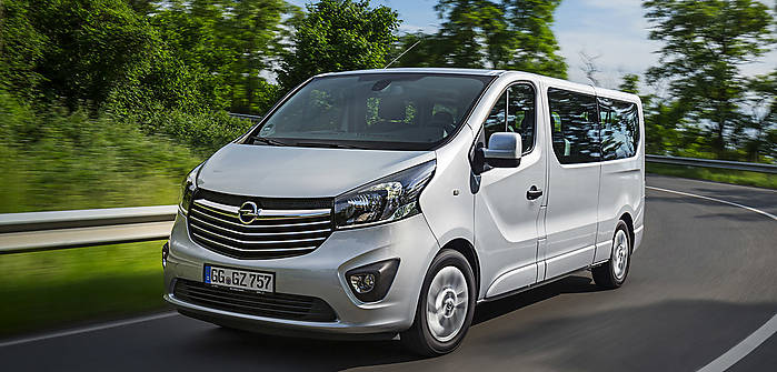 opel vivaro ii 1 6 cdti 125 km 2017 van skrzynia r czna nap d przedni. Black Bedroom Furniture Sets. Home Design Ideas