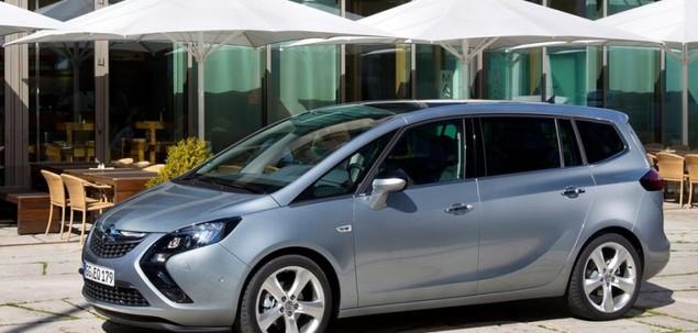 Opel Zafira Tourer C 2.0 CDTI 165 KM