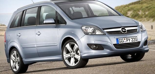 Opel Zafira B 1.9 CDTI 120 KM