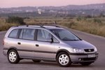 Opel Zafira A 1.6 16V 100 KM