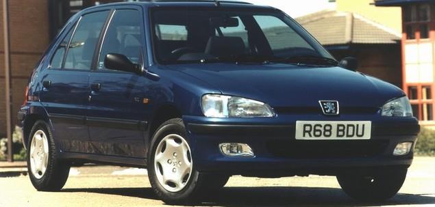 Peugeot 106 1.1 60 KM