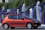 Peugeot 206 1.9 D 70 KM