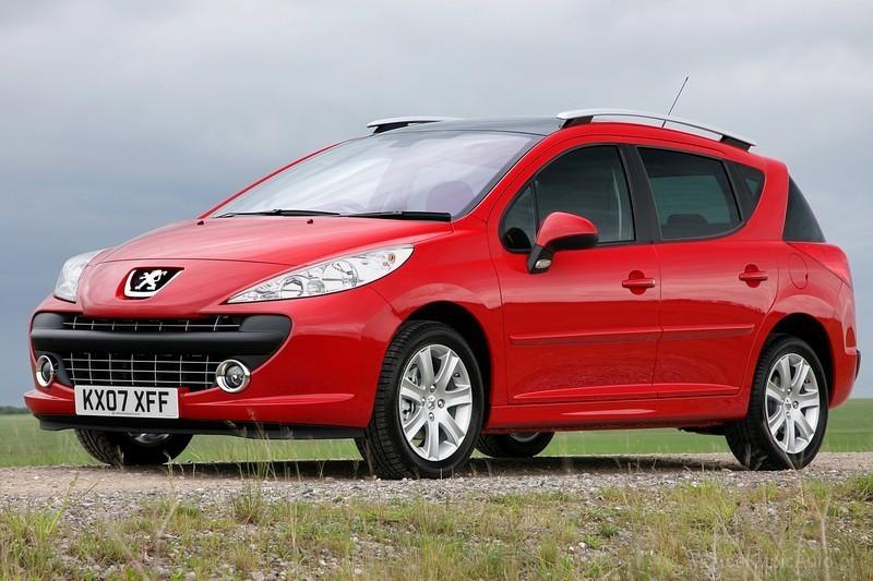 Peugeot 207 SW 1.6 HDI 110 KM