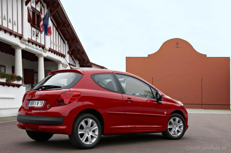 Peugeot 207 1.6 VTi 120 KM