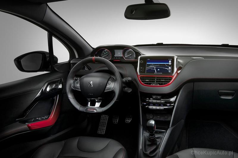 Peugeot 208 GTI 1.6 THP 200 KM