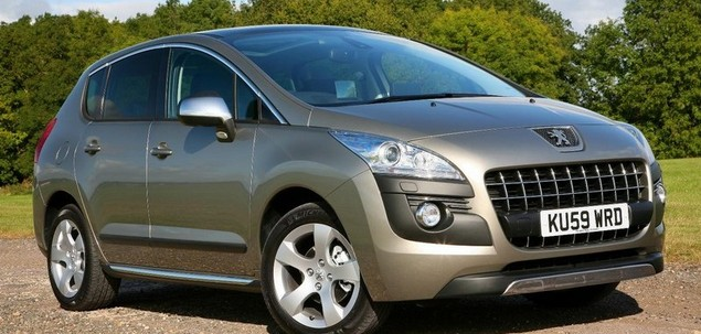 Peugeot 3008 I 1.6 VTi 120 KM