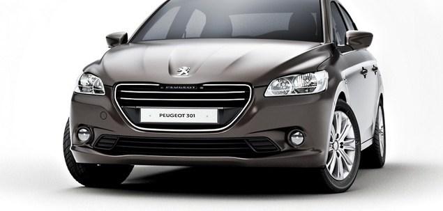 Peugeot 301 I 1.6 HDI 95 KM